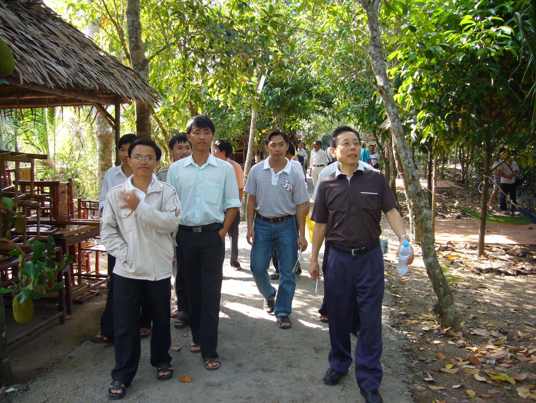 Chùm ảnh dã ngoại tại Phong Điền năm 2008